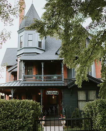 The Gable House - Bed & breakfasts & inns of Colorado Association