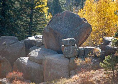 Rocks - Bed & breakfasts & inns of Colorado Association