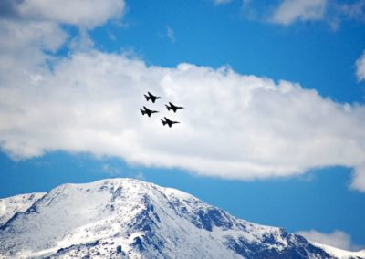 Mountains and Jets - Bed & breakfasts & inns of Colorado Association