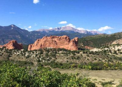 Garden of the Gods Clark - Bed & breakfasts & inns of Colorado Association