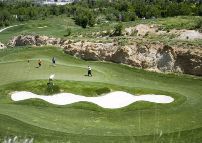 Fossil Creek Golf Course - Bed & breakfasts & inns of Colorado Association