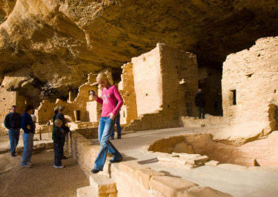 Tours Are Led Through Centuries Old Cliff Dwellings - Bed & breakfasts & inns of Colorado Association