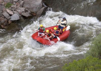 White Water Rafting Arkansas River Water - Bed & breakfasts & inns of Colorado Association